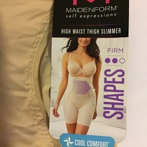 Maidenform High wastes thigh slimmer Firm Shapes